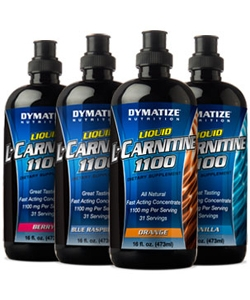 Dymatize Nutrition Liquid L-Carnitine 1100 (474 мл)