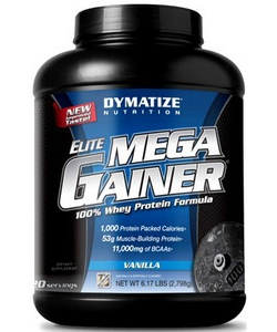 Dymatize Nutrition Elite Mega Gainer (2798 грамм)