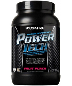 Dymatize Nutrition Power Tech (2000 грамм)