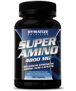 Dymatize Nutrition Super Amino 4800 (160 капсул)