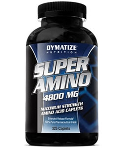 Dymatize Nutrition Super Amino 4800 (325 капсул)