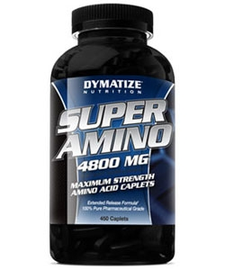 Dymatize Nutrition Super Amino 4800 (450 капсул)