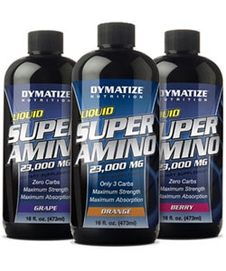 Dymatize Nutrition Super Amino Liquid (474 мл)