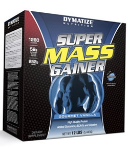 Dymatize Nutrition Super Mass Gainer (5450 грамм)