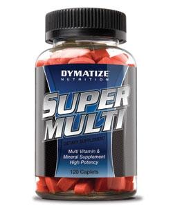 Dymatize Nutrition Super Multi Vitamin (120 капсул)