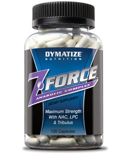 Dymatize Nutrition Z-FORCE (120 капсул)