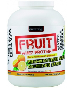 EnergyBody Fruit Whey Protein (2270 грамм, 45 порций)