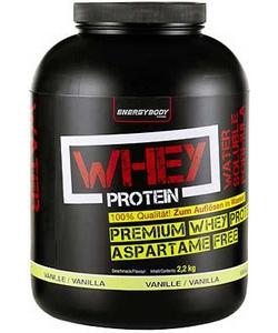 EnergyBody Whey Protein (2200 грамм, 44 порции)