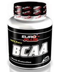 Euro Plus BCAA (160 капсул)