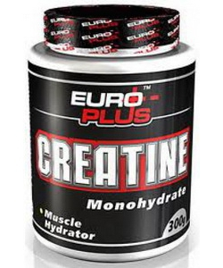 Euro Plus Creatine Monohydrate (300 грамм)