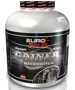 Euro Plus Gainer Mega Protein (825 грамм)