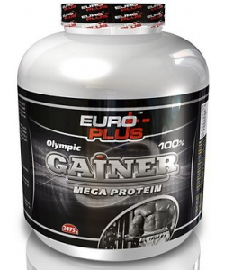 Euro Plus Gainer Mega Protein (2475 грамм)