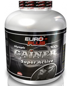 Euro Plus Gainer Super Active (3000 грамм)