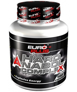 Euro Plus Hard Anabol Complex (160 капсул)