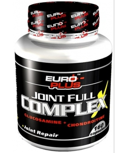 Euro Plus JOINT FULL COMPLEX (Glucosamine+ Chondroitine) (160 капсул)