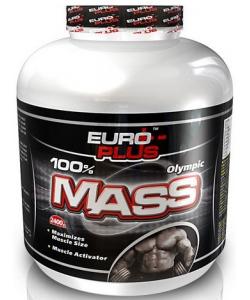 Euro Plus Olympic Mass (900 грамм)