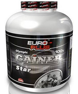 Euro Plus Olympic Star Gainer (2340 грамм)