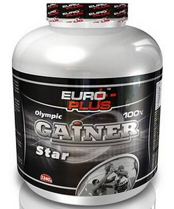 Euro Plus Olympic Star Gainer (810 грамм)