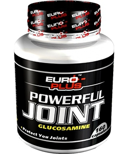 Euro Plus POWERFUL JOINT Glucosamine (160 капсул)