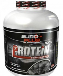 Euro Plus Protein Body Star 90 (2300 грамм)