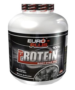 Euro Plus Protein Body Star 90 (800 грамм)