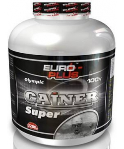 Euro Plus Super Gainer (2280 грамм)