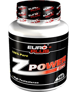 Euro Plus Z POWER Zinc (160 капсул)