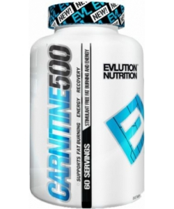 Evlution Nutrition Carnitine 500 (60 капсул)