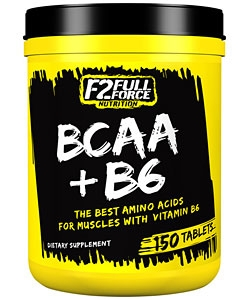 F2 Full Force Nutrition BCAA +B6 (150 таблеток, 30 порций)