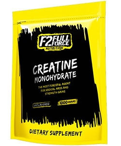 F2 Full Force Nutrition Creatine Monohydrate (1000 грамм)