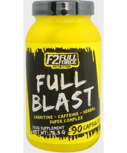 F2 Full Force Nutrition Full Blast (90 капсул)