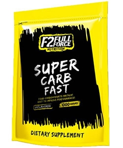 F2 Full Force Nutrition Supercarb Fast (1000 грамм)