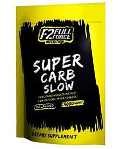 F2 Full Force Nutrition Supercarb Slow (3000 грамм, 60 порций)