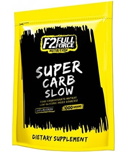 F2 Full Force Nutrition Supercarb Slow (1000 грамм, 20 порций)