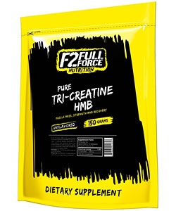 F2 Full Force Nutrition Tri-Creatine HMB (150 грамм)
