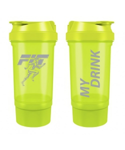 FIT Fit MY Drink 500 ml - салатовый (500 мл)