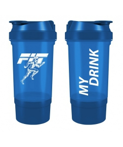 FIT Fit MY Drink 500 ml - синий (500 мл)