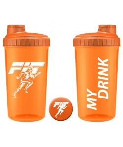 FIT Fit MY Drink оранжевый неон (700 мл)