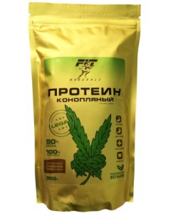 FIT Протеин Конопляный 50% (300 грамм, 10 порций)