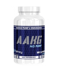 Fit Whey AAKG (180 капсул, 30 порций)