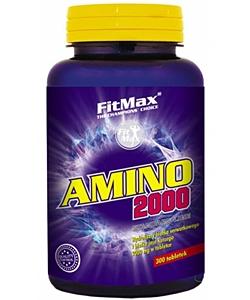 FitMax Amino 2000 (300 таблеток)