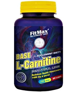 FitMax Base L-Carnitine (60 капсул)