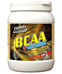 FitMax BCAA + Cytrulline (600 грамм, 60 порций)