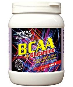 FitMax BCAA + Glutamine (600 грамм, 60 порций)