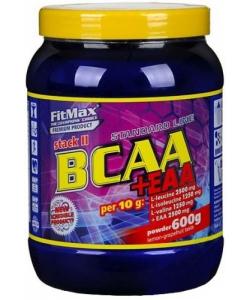 FitMax BCAA Stack II + EAA (600 грамм, 60 порций)