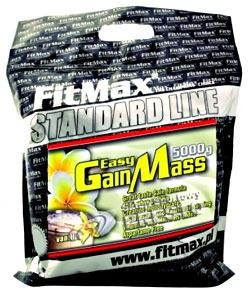 FitMax Easy Gain Mass (5000 грамм)