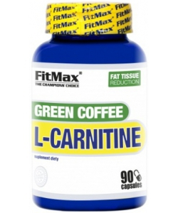 FitMax Green Coffee L-Carnitine (90 капсул)