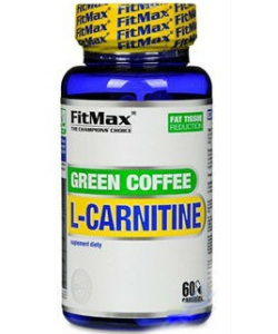 FitMax Green Coffee L-Carnitine (60 капсул)