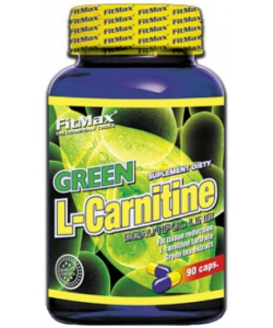 FitMax Green L-Carnitine (90 капсул)