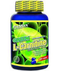 FitMax Green L-Carnitine (60 капсул)